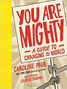 Boook: You Are Mighty: A Guide to Changing the World