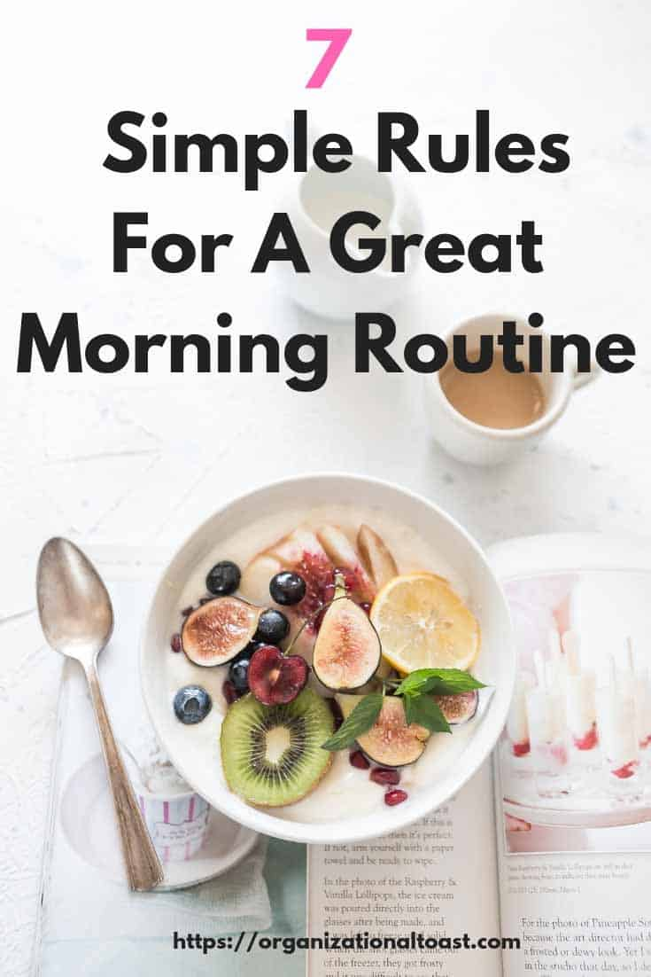 morning routine for moms | tips to have a stress free morning | start your day right with this simple morning routine