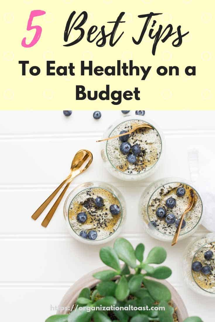 how to eat clean on a budget | money saving tips for eating clean