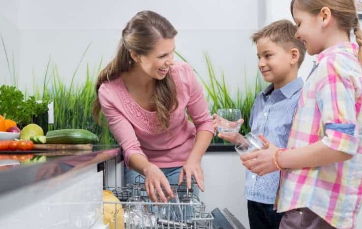 How to get kids to do chores without bribes and yelling
