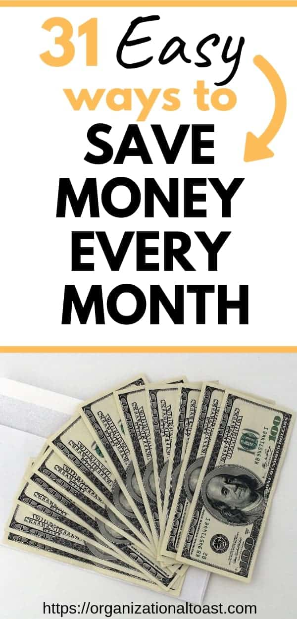 Looking to save money on your monthly bills? Check out these super simple money saving hacks! #moneysavingtips #moneysavingtipsformoms #savemoneyideas