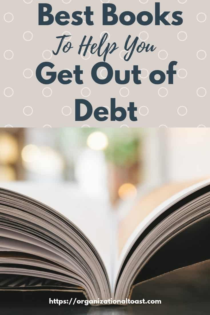 Best Books for your debt free journey | Debt Free | Personal Finance | money