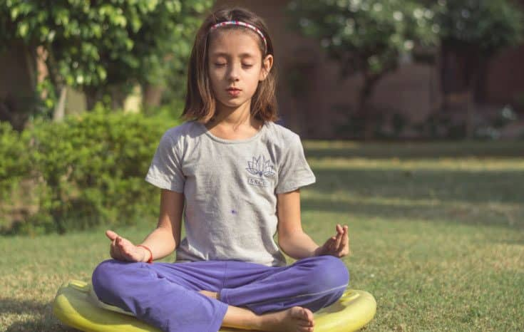 Teaching Kids Meditation and Mindfulness