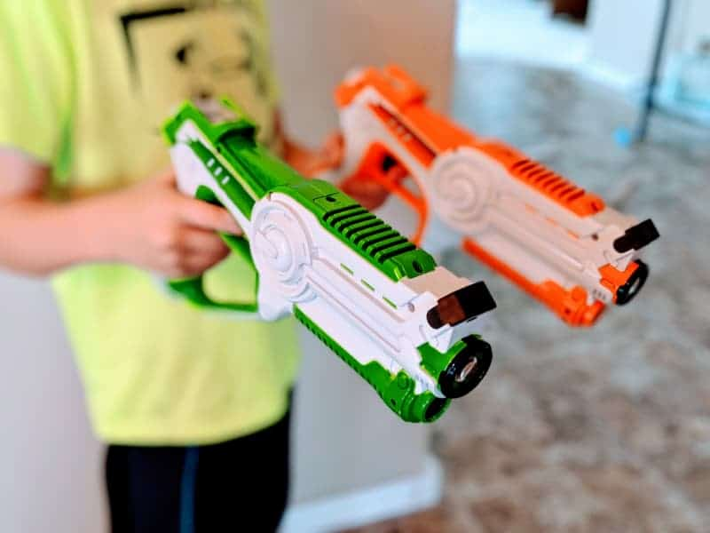 Laser Tag - Indoor Activities for kids