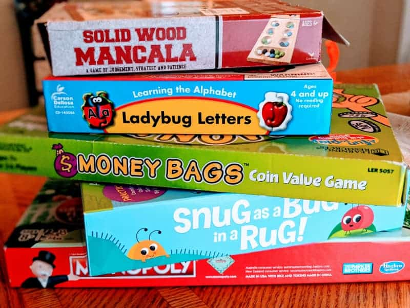 Family Game Night - Indoor Activities for Kids