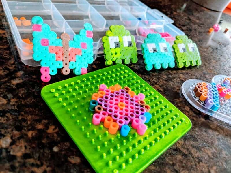 Perler Beads - Indoor Activities for Kids