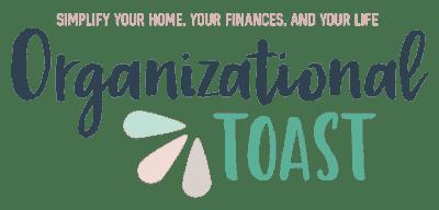 Organizational Toast