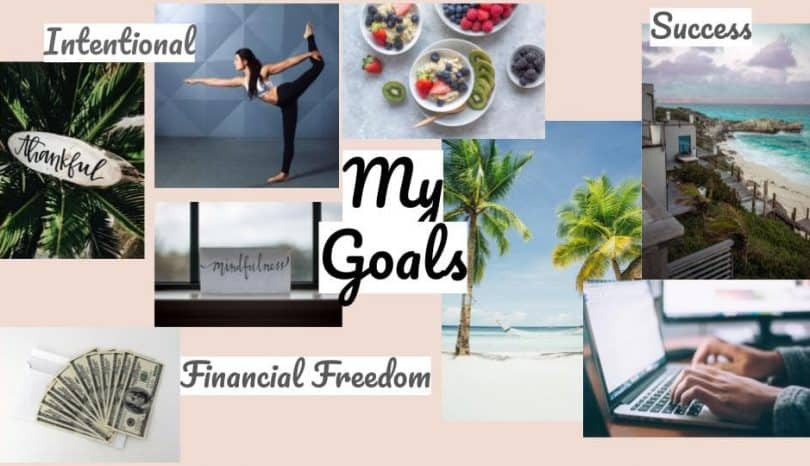 How to Make a Vision Board and Use it To Reach Your Goals