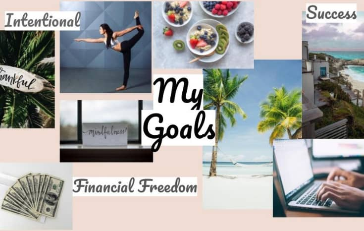 Vision Board Featured Image #goals