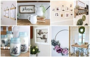 DIY Farmhouse Decor Featured Image