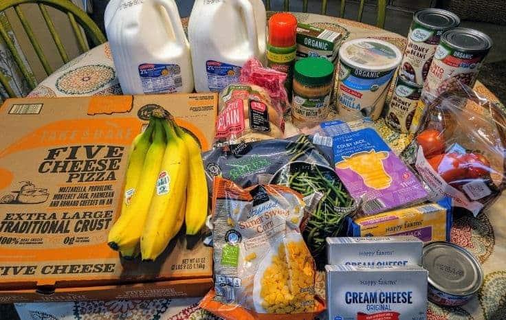 Week 10 Aldi Grocery Haul