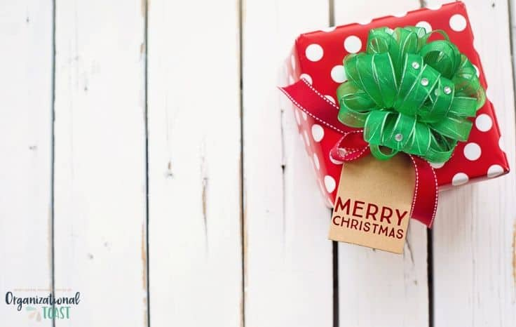 Christmas Present For Teacher