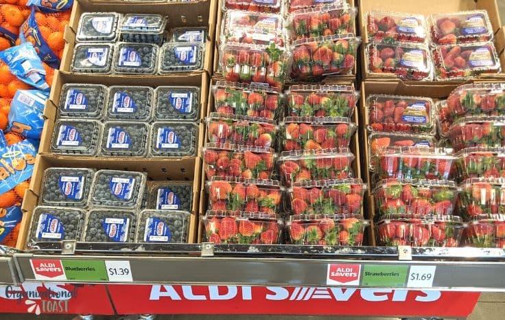 Aldi berries