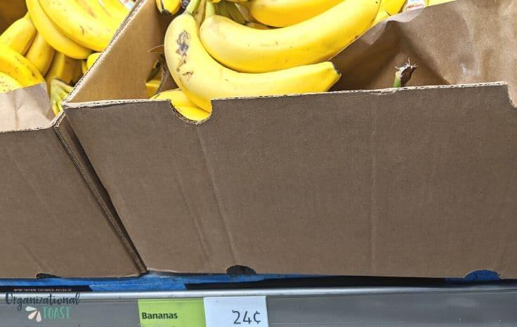 Aldi bananas