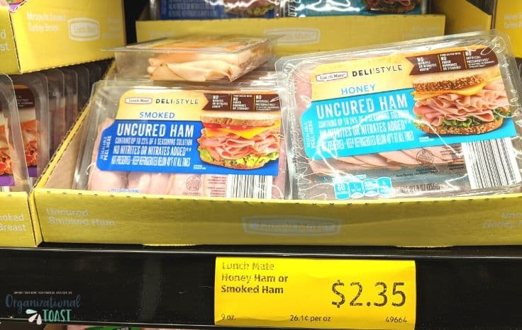 Aldi Lunch Meat