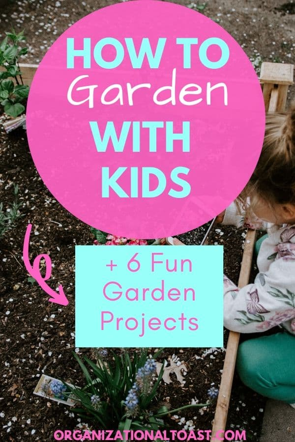 How to Garden With Kids