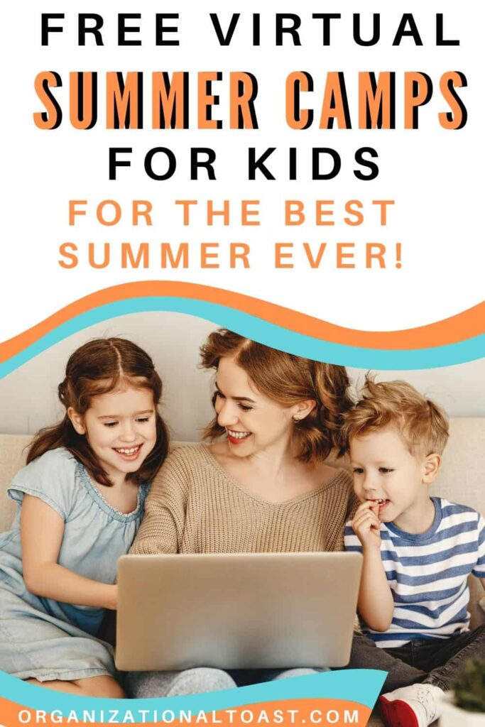free virtual summer camps for kids