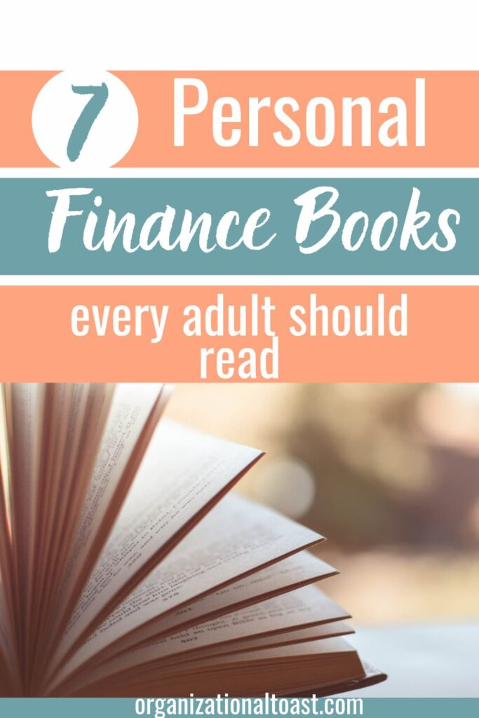 7 personal finance books every adult should read