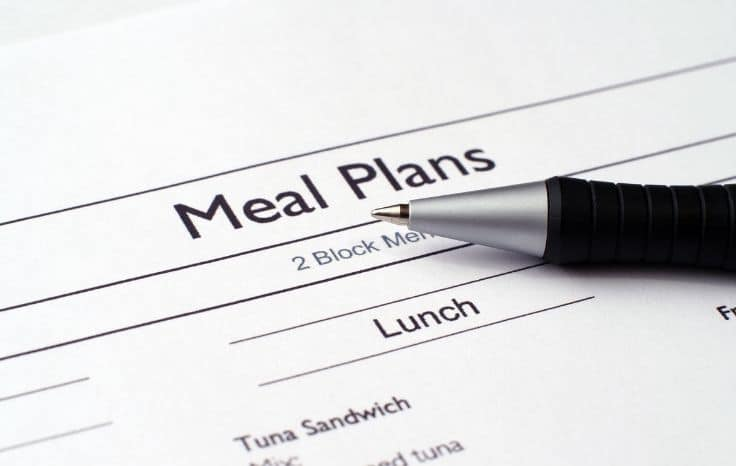 meal plan cover image