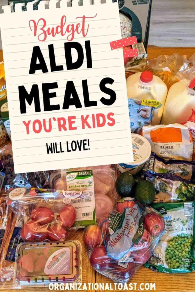 Budget Aldi Meals Kids Will Love