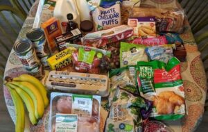 aldi groceries